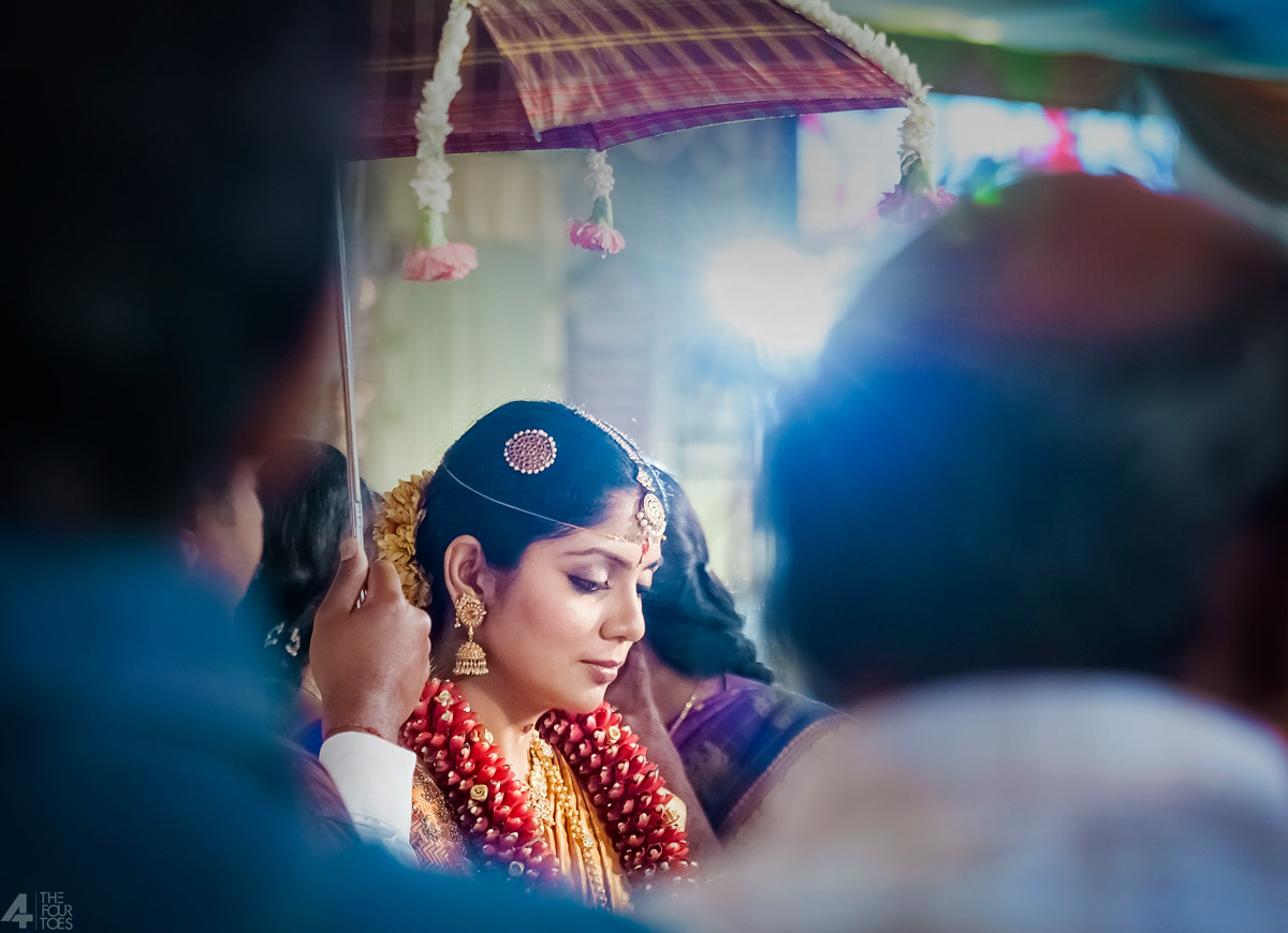 Actor Karthi & Ranjani - The 4toes Photography